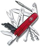 Victorinox Taschenmesser Cyber Tool M (32 Funktionen, Klinge,...