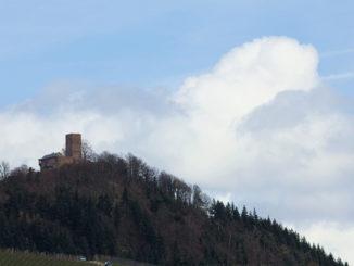 Yburg in Baden Baden
