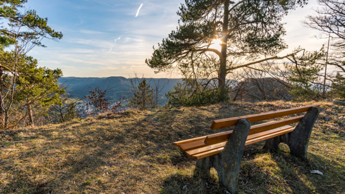 Wanderung Traufgang Zollernburg
