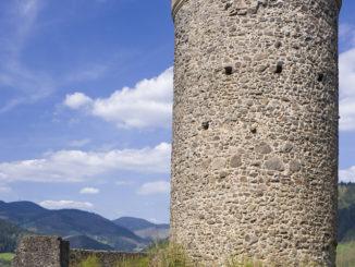 Burg Husen, Hausach