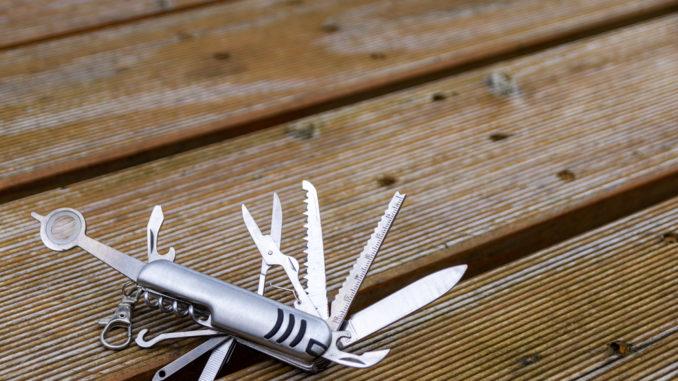 Taschenmesser Outdoor