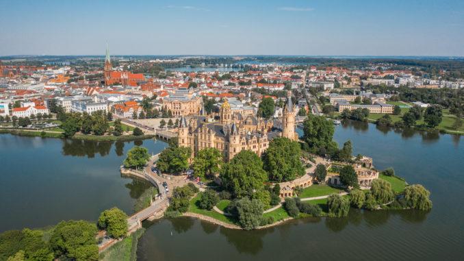 Wandern in Schwerin